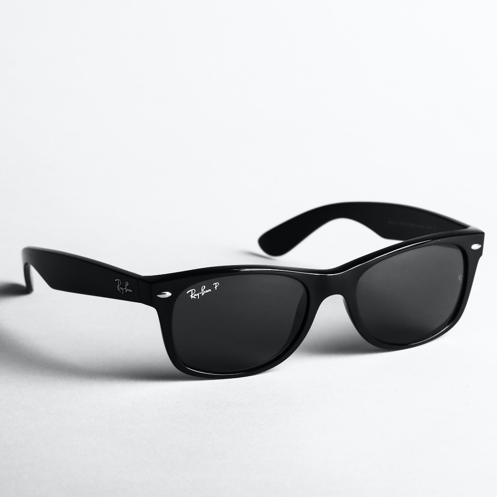 Image of a pair of Ray-Ban sunglasses