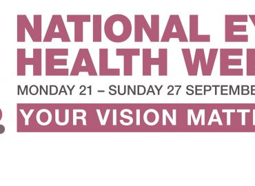 National Eye Health Week 2020 logo